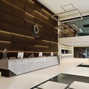 Lobby Renovati